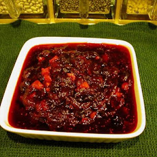 Mike's Special Holiday Cranberry Recipe