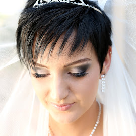 by Elize Mare - Wedding Bride ( wedding photography, elize mare photography, wedding, wedding couple, bride, groom )