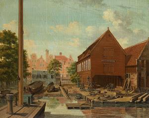 RIJKS: Pieter Godfried Bertichen: painting 1823