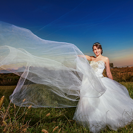bride by Dejan Nikolic Fotograf Krusevac - Wedding Bride ( fotografije, vencanje, jagodina, novi sad, krusevac, beograd, svadba, kragujevac, vencanica, aleksadnrovac, fotograf )