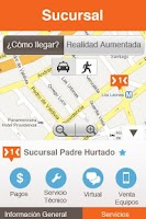 Screenshot of Nextel Chile