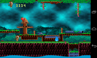 Screenshot of Jungle Monkey 2