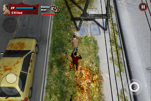 Screenshot of Bovver boys of the dead