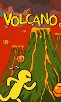 Screenshot of Simple Game Series3 'Volcano'