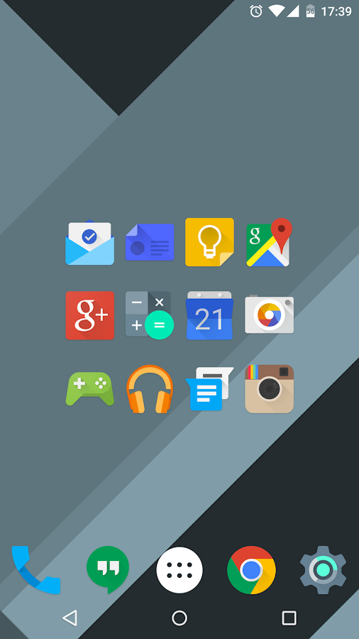 Iride UI - Icon Pack Screenshot 0
