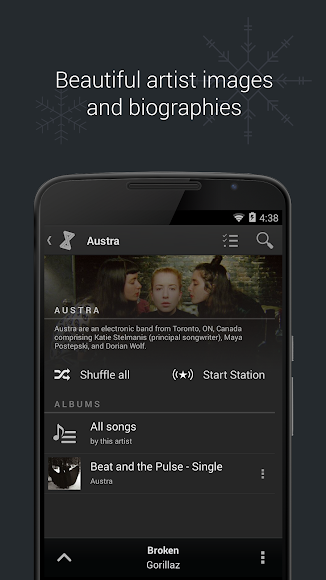 doubleTwist Music Player, Sync 2.7.5 [Pro]