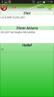 Screenshot of Zikirmatik(Gelişmiş)