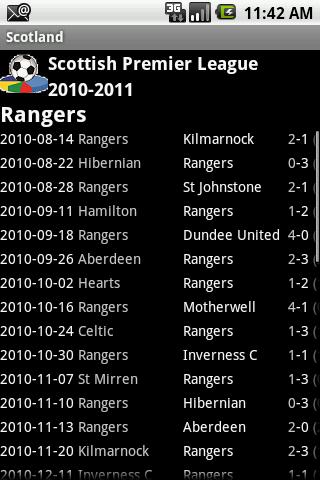 Schottland Fußball Geschichte|玩運動App免費|玩APPs