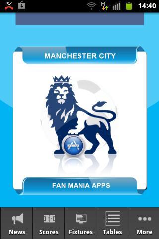 Manchester City Fan Mania