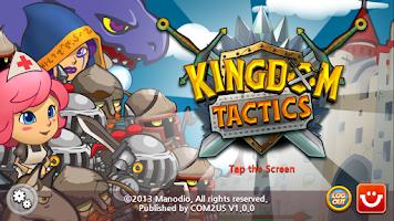 Screenshot of Kingdom Tactics