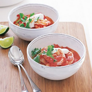 Shrimp Soup Hominy Recipes