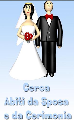 Cerca Abiti da Sposa