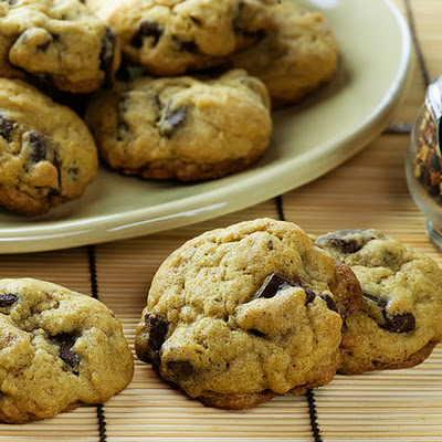 Mexican Chocolate Chip Cookies