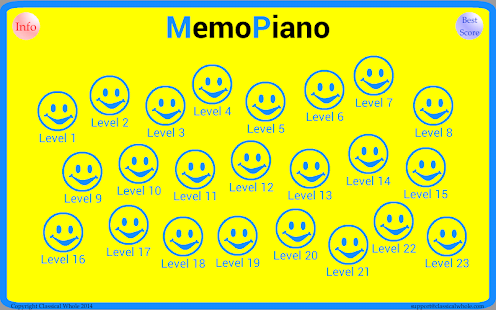MemoPiano- screenshot thumbnail