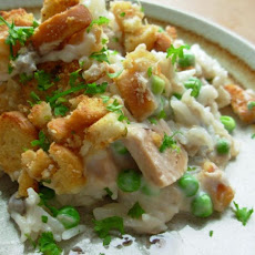 In the Pantry Tuna-Rice Casserole