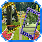App Nature Photo Frames Dual APK for Kindle