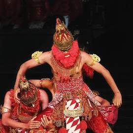 ramayana o#06 by Tt Sherman - News & Events Entertainment ( yogyakarta, ramayana, ballet, dance, prambanan )