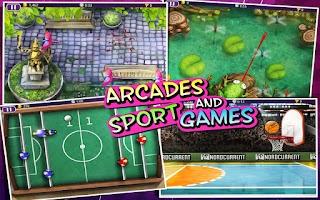 Screenshot of 101-in-1 Games HD