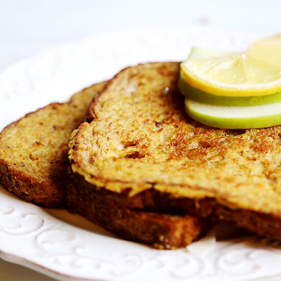Vegan French Toast (Sweet or Savoury)