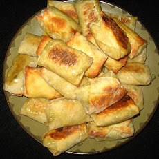 Vegetarian (Or Not) Egg Rolls