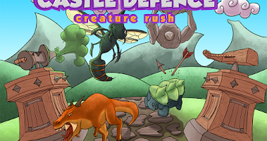 Screenshot of Castle Defense - Creature rush