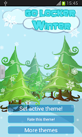 Screenshot of GO Locker Winter