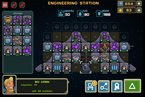 Screenshot of Galaxy Siege 2