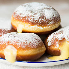 Bomboloni – Filled Doughnuts Loved All Over Italy