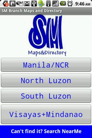 SM Malls Maps and Directory