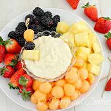 Fruit Dip (2 Ingredient)