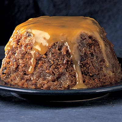 Pecan & Maple Syrup Sticky Pudding