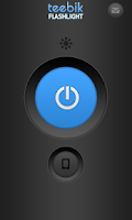 Screenshot of Teebik Flashlight