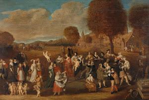 RIJKS: Hendrik Noorderwiel: painting 1647