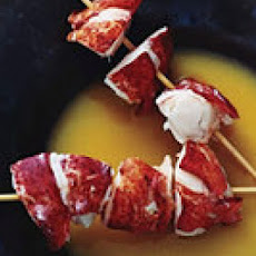 Maine Squeeze Lobster Skewers