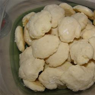 Russian Tea Biscuits