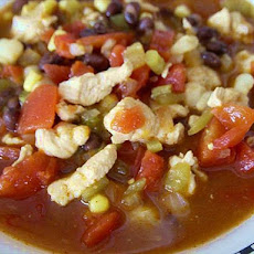 Special Mexican Chicken Soup