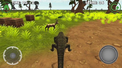 Crocodile Simulator Pro - screenshot