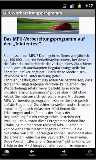 MPU Coach
