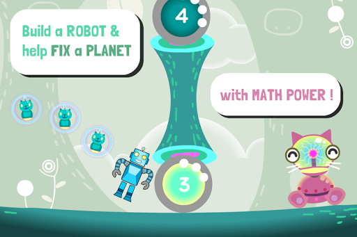 Robo Maths Age 3 Apk Download Free for PC, smart TV