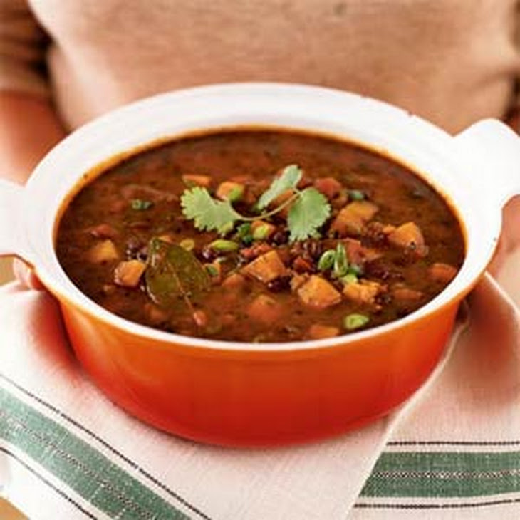 Black Bean and Sweet Potato Chili Recipe | Yummly
