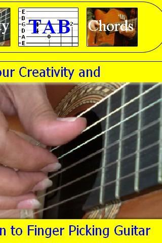 Finger Picking Guitar Intro