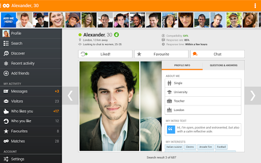 Twoo - Meet new people - screenshot