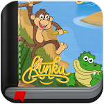 The Monkey & the Crocodile APK Image