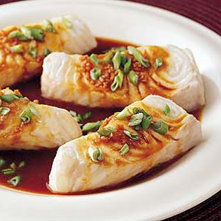 Sea Bass Fillets Soy Sauce Recipes