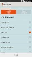 Screenshot of iHELP Personal & Family Safety