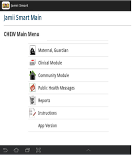 Jamii Smart - screenshot