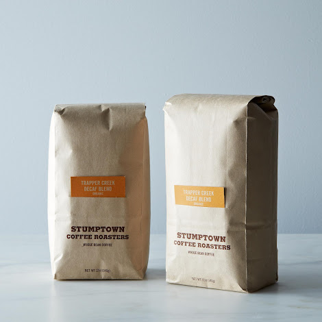 Trapper Creek Decaf Whole Coffee Beans from Stumptown, 2 Bags