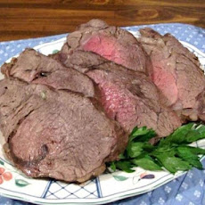 Good Eats Beef Tenderloin in Salt Crust (Alton Brown 2004)