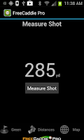 Screenshot of FreeCaddie Pro - Golf GPS