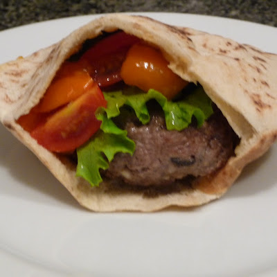 Greek Burger